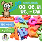 Variant Vowels: oo, oe, ui, ue, ew ~Get Your HOWL On!~ Act