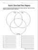 Venn Diagram Templates and Activities