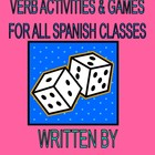 Verb Activities and Games for All Spanish Classes / Activi