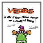 Verbs - October Fun Learning Activities