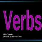 Verbs Power Point Presentation