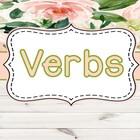 Verbs! Third Grade: Common Core!