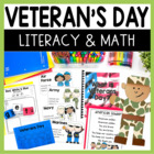 Veteran's Day Math and Literacy Activities
