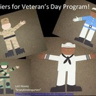 Veteran's Day Soldiers