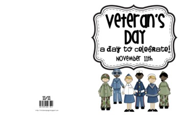 Veteran's Day... UPDATED