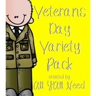 Veterans Day Variety Pack