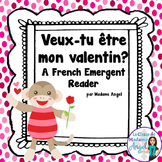 Le Jour de Saint Valentin:  Valentine Themed Emergent Read