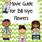 Video Worksheet for Bill Nye - Flowers