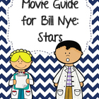 Video Worksheet for Bill Nye - Stars