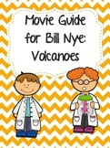 Video Worksheet for Bill Nye - Volcanoes