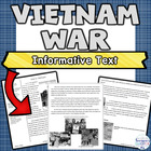 Vietnam War Packet Overview