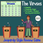 Viruses Powerpoint Jeopardy Review Game
