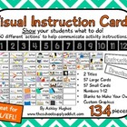 Visual Direction Cards {57 Terms}