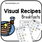 Visual Recipes for Children with Autism: French Toast and