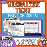 Visualizing Task Cards: 32 Fiction and Nonfiction Paragraph Cards