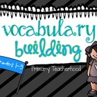 Vocabulary Building MegaPack!