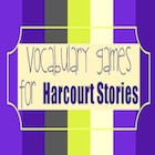 Vocabulary Games for Harcourt Storytown Stories 5th Grade