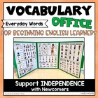 Mini Office for Vocabulary