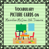 Vocabulary Picture Cards - Macmillan - Treasures Series