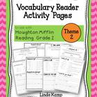 Vocabulary Reader Activities for Houghton Mifflin Second G