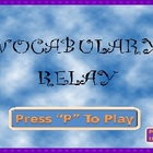 Vocabulary Relay Demo