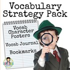 Vocabulary Strategy Pack