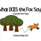Vocal Exploration: What Does the Fox Say?