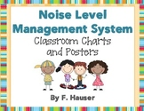 Voice Level Charts for the Classroom