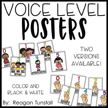 Voice Level Charts {free}