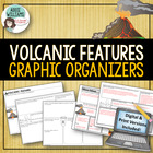 Volcanic Features - Graphic Organizers (Sills, Batholiths,