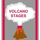 Volcano Stages Worksheet FREEBIE