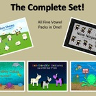 Vowel Power Pack (All Five Vowel Packs in One)