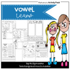 Vowel Teams { mega pack }