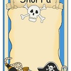 Vowel Treasures 1 File Folder Game - Sort Long A Short A Words