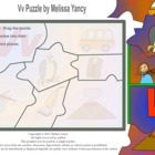 Vv Puzzle by Melissa Yancy for mac