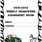 WIld Assignment Book
