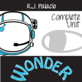 Wonder Unit Palacio R.J. Novel Teaching Package