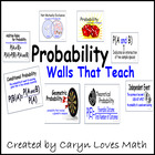 Walls That Teach-PROBABILITY--Poster-