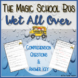 Water Cycle Magic School Bus Lesson