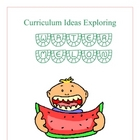 Watermelon curriculum ideas