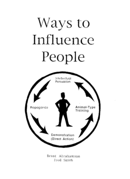 Ways to Influence People