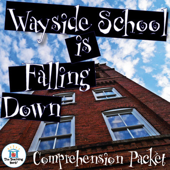 Wayside School is Falling Down Comprehension Question Packet