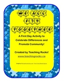 We All Fit Together: A Fun Community Building Activity for