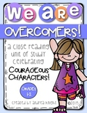 We Are Overcomers!  {A Close-Reading Study Celebrating Cou