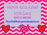 We {HEART} Before & After Numbers