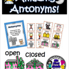 Antonym Antics!