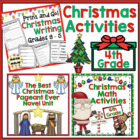 We Wish You A Common Core Christmas: Math and Literacy Act