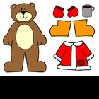 Weather Dress Up Bear