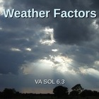 Weather Factors PowerPoint on Spectrum, Heat Transfer, Wat