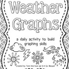 Weather Graphs [a daily activity]